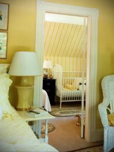 желтый цвет в интерьере детской 09.10.2019 №011 -yellow in interior- design-foto.ru