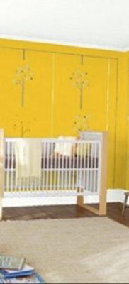 желтый цвет в интерьере детской 09.10.2019 №018 -yellow in interior- design-foto.ru
