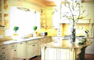 желтый цвет в интерьере кухни 09.10.2019 №039 -yellow in interior- design-foto.ru