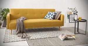 желтый цвет стен в интерьере 09.10.2019 №065 -yellow in interior- design-foto.ru
