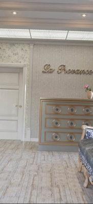 интерьер прованс салон красоты 23.09.2019 №003 -beauty salon interior- design-foto.ru