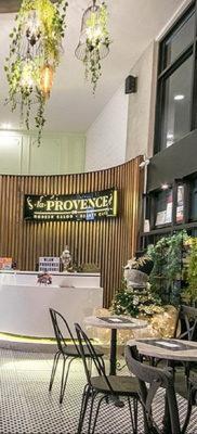 интерьер прованс салон красоты 23.09.2019 №010 -beauty salon interior- design-foto.ru