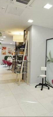 интерьер прованс салон красоты 23.09.2019 №012 -beauty salon interior- design-foto.ru