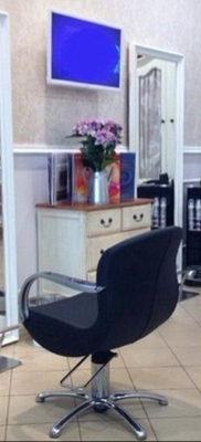 интерьер прованс салон красоты 23.09.2019 №015 -beauty salon interior- design-foto.ru