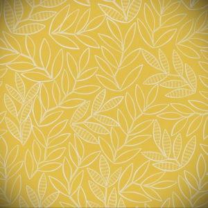 обои желтого цвета в интерьере 09.10.2019 №003 -yellow in interior- design-foto.ru