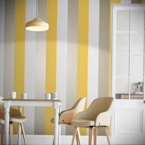 обои желтого цвета в интерьере 09.10.2019 №006 -yellow in interior- design-foto.ru