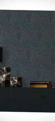 обои серого цвета в интерьере 24.09.2019 №013 -gray interior- design-foto.ru