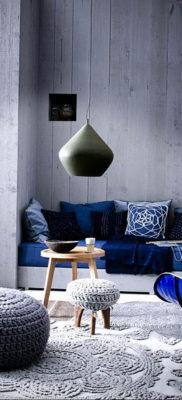 пример серого интерьера на фото 24.09.2019 №011 -gray interior- design-foto.ru