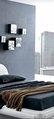пример серого интерьера на фото 24.09.2019 №061 -gray interior- design-foto.ru
