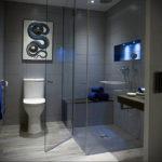 серый цвет в ванной интерьер 24.09.2019 №009 -gray interior- design-foto.ru