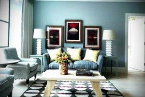 серый цвет в интерьере гостиной 24.09.2019 №028 -gray interior- design-foto.ru
