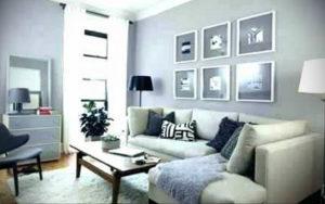 серый цвет в интерьере гостиной 24.09.2019 №029 -gray interior- design-foto.ru