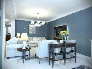 серый цвет в интерьере гостиной 24.09.2019 №031 -gray interior- design-foto.ru