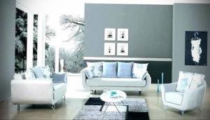 серый цвет в интерьере гостиной 24.09.2019 №043 -gray interior- design-foto.ru