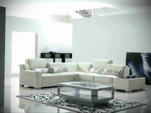 серый цвет в интерьере гостиной 24.09.2019 №050 -gray interior- design-foto.ru