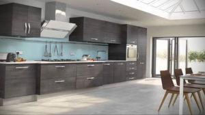 серый цвет в интерьере кухни 24.09.2019 №009 -gray interior- design-foto.ru