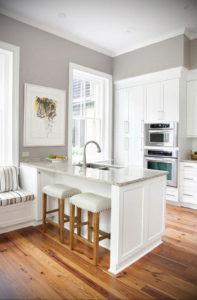 серый цвет в интерьере кухни 24.09.2019 №019 -gray interior- design-foto.ru