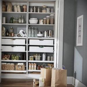 серый цвет в интерьере кухни 24.09.2019 №021 -gray interior- design-foto.ru