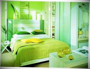 сочетание зеленого в интерьере 06.10.2019 №019 -green in the interior- design-foto.ru