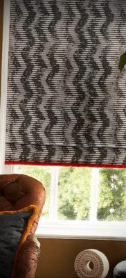 тканевые жалюзи в интерьере 19.09.2019 №038 — blinds zebra in the interior — design-foto.ru