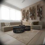 фото Акценты в бежевом интерьере от 05.05.2018 №028 - beige interior - design-foto.ru
