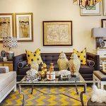 фото Акценты в бежевом интерьере от 05.05.2018 №069 - beige interior - design-foto.ru