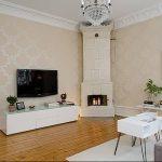 фото Акценты в бежевом интерьере от 05.05.2018 №096 - beige interior - design-foto.ru