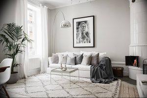 фото Интерьер в бежевых тонах от 04.05.2018 №047 - Interior in beige tones - design-foto.ru