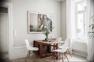 фото Интерьер в бежевых тонах от 04.05.2018 №126 - Interior in beige tones - design-foto.ru