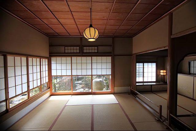 Особенности японского интерьера