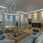 фото Свет в интерьере гостиной 22.01.2019 №009 - Light in the interior - design-foto.ru