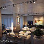 фото Свет в интерьере гостиной 22.01.2019 №020 - Light in the interior - design-foto.ru