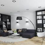 фото Свет в интерьере гостиной 22.01.2019 №021 - Light in the interior - design-foto.ru