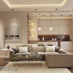 фото Свет в интерьере гостиной 22.01.2019 №027 - Light in the interior - design-foto.ru