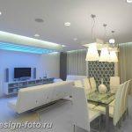фото Свет в интерьере гостиной 22.01.2019 №029 - Light in the interior - design-foto.ru