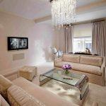 фото Свет в интерьере гостиной 22.01.2019 №036 - Light in the interior - design-foto.ru