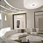 фото Свет в интерьере гостиной 22.01.2019 №038 - Light in the interior - design-foto.ru