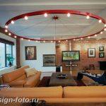 фото Свет в интерьере гостиной 22.01.2019 №041 - Light in the interior - design-foto.ru