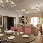 фото Свет в интерьере гостиной 22.01.2019 №046 - Light in the interior - design-foto.ru