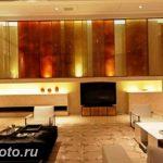 фото Свет в интерьере гостиной 22.01.2019 №050 - Light in the interior - design-foto.ru