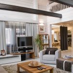 фото Свет в интерьере гостиной 22.01.2019 №053 - Light in the interior - design-foto.ru