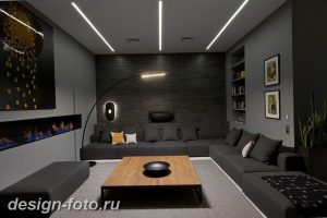 фото Свет в интерьере гостиной 22.01.2019 №067 - Light in the interior - design-foto.ru