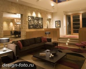 фото Свет в интерьере гостиной 22.01.2019 №083 - Light in the interior - design-foto.ru