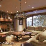 фото Свет в интерьере гостиной 22.01.2019 №106 - Light in the interior - design-foto.ru
