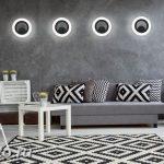 фото Свет в интерьере гостиной 22.01.2019 №107 - Light in the interior - design-foto.ru