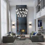 фото Свет в интерьере гостиной 22.01.2019 №118 - Light in the interior - design-foto.ru