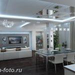 фото Свет в интерьере гостиной 22.01.2019 №172 - Light in the interior - design-foto.ru