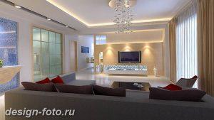 фото Свет в интерьере гостиной 22.01.2019 №232 - Light in the interior - design-foto.ru