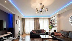 фото Свет в интерьере гостиной 22.01.2019 №233 - Light in the interior - design-foto.ru