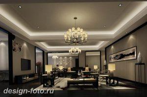 фото Свет в интерьере гостиной 22.01.2019 №234 - Light in the interior - design-foto.ru
